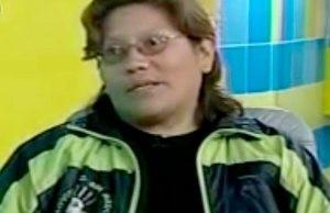 María Deheza, alteña candidata del MSM