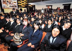 Programa Mi Primer Empleo El Alto