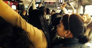 Gente Transmilenio Bogota