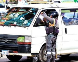 Guardia Municipal de Transporte  - El Alto