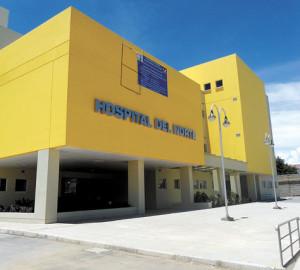 Hospital del Norte de El Alto