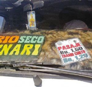 Nuevas tarifas en El Alto
