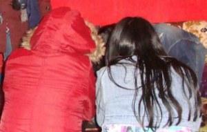 Prostitución infantil en El Alto
