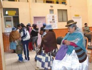 Salud Integral en  El Alto