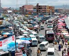 Desorden vehicular La Ceja - Agencias
