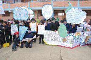 Primera Cumbre Estudiantil Distrito 6 El Alto