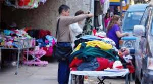 Venta de ropa usada - Agencias