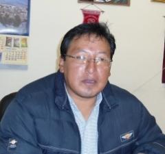 Oscar Huanca Concejal del MSM en El Alto