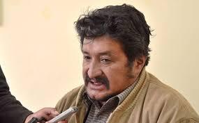 Oscar Avila Presidente de Fejuve El Alto _ Agencias