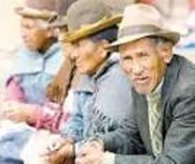 Adultos mayores - Foto Agencias