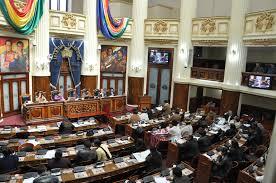 Asamblea Legislativa Plurinacional Bolivia - Agencias