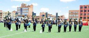 Tercer Concurso de Bandas Estudiantiles