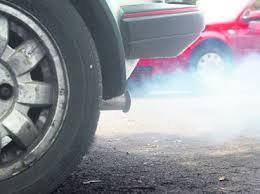 Contaminación Vehícular  - Agencias