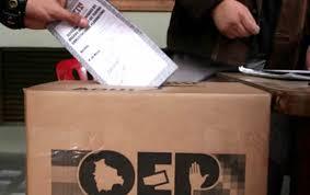 Elecciones Nacionales 2014 -Agencias