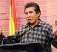 Senador Eugenio Rojas - Agencias