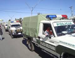 policia operativo