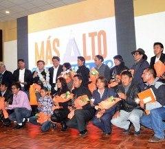 "Premios "" Walisuma"""