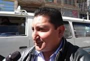 Ismael Fernandez dirigente del transporte sindicalizado - Agencias
