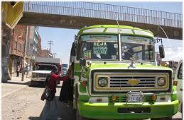 Servicio de Micros en El Alto - Agencias