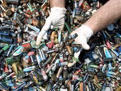 Campaña recolección de pilas Usadas en El Alto