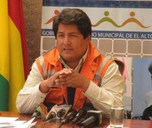 alcalde Patana