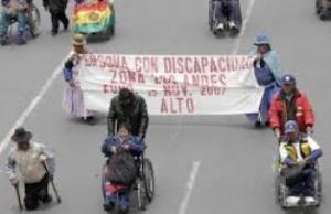 personas discapacidad